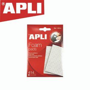 Apli foampads 13814 300x300 - 13814 海棉雙面貼