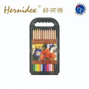 Hernidex c31012 300x300 - C310-12 高級松木專業顏色筆 12色