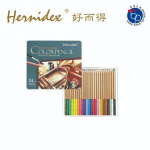 Hernidex c61024tn 300x300 - C610-24TN 高級松木水溶性顏色筆 24色