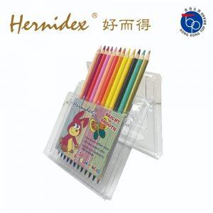 Hernidex l41224 300x300 - L412-24 24色 雙頭木顏色筆