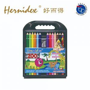 Hernidex lt45012 300x300 - LT450-12 粗三角木顏色筆