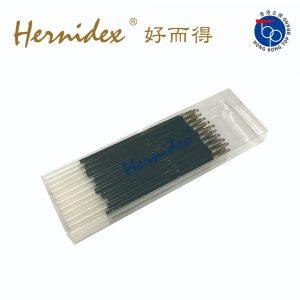 Hernidex refill 128 black 300x300 - HD-128 筆芯 黑 (50枝裝)