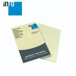 Info 5669 01 300x300 - 5669-01 有線黃色告士貼 (100 x 150mm)