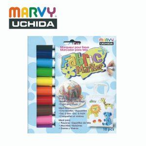Marvy 56010 300x300 - 560-10 10色 布彩筆
