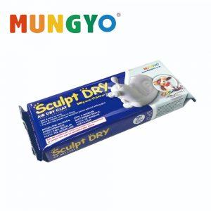 Marvy clay MW500 300x300 - Mungyo 陶藝黏土(白色) #MW-500