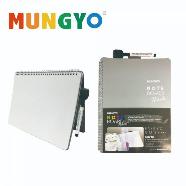 Marvy noteboard 600x600 - Mungyo 白板簿 A4 220 X 297MM #MNB-A4