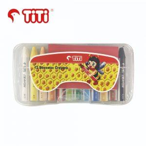 TiTi BW12PP 300x300 - BW-12PP 12色 三角型蠟筆