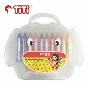 TiTi BW24PP 300x300 - BW-24PP 24色 三角型蠟筆
