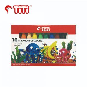 TiTi PRC10 300x300 - PRC-10 10色 紙盒裝蠟筆