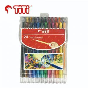TiTi TICP24T 300x300 - TI-CP-24T 24色 旋轉蠟筆