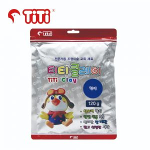 TiTi clay 120g blue 300x300 - TI-CZB-120-CB 輕黏土120G 藍色