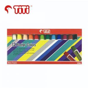 TiTi postercolor 12 300x300 - PC-12ML-12 12色 廣告彩