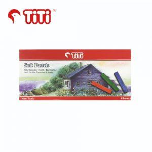 TiTi softpastel 12 300x300 - TiTi 乾粉彩 12色 #SP-65/12