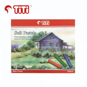 TiTi softpastel 24 300x300 - SP-65/24 24色 乾粉彩