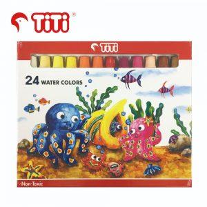TiTi watercolor 24 300x300 - WC-6ML-24 24色 水彩