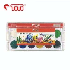 TiTi watercolor cake 12 300x300 - WC-CAKE-12 12色水彩餅