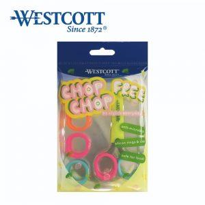 Westcott 16226 300x300 - 16226 CHOP CHOP FREE 食物安全剪全鋼