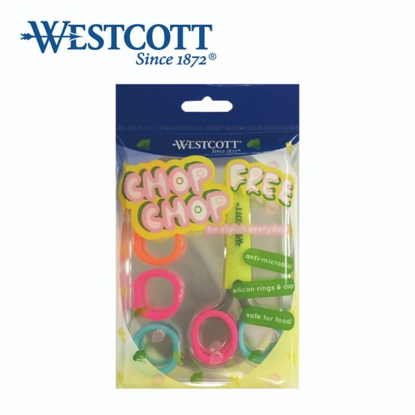 Westcott 16226 600x600 - Westcott 食物安全剪刀 全鋼 #16226