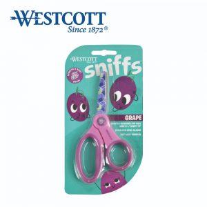 "Westcott 16941 grape 300x300 - 16941 5"" 香味學生較剪 提子"